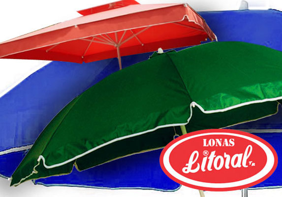 Lonas litoral usos sombrillas for Fundas para sombrillas